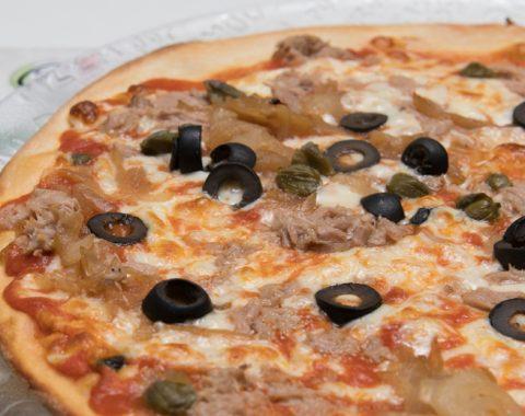 Pizza azzuro